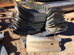 Used Highway Guardrail Products